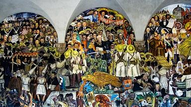 Los Muralistas Mexicanos Les Muralistes Mexicains